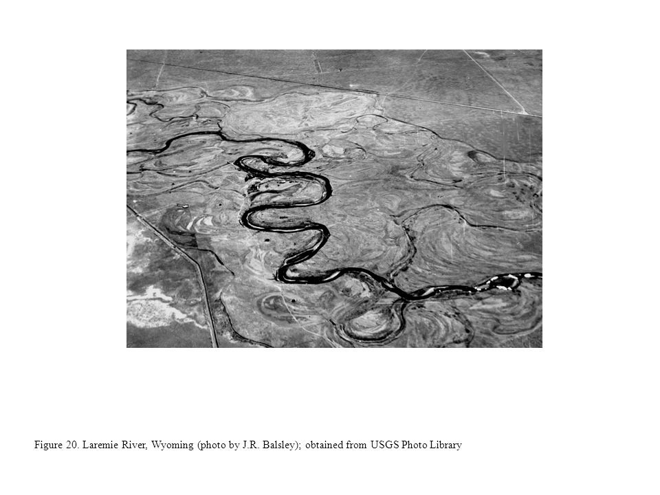 Figure 20. Laremie River, Wyoming (photo by J. R