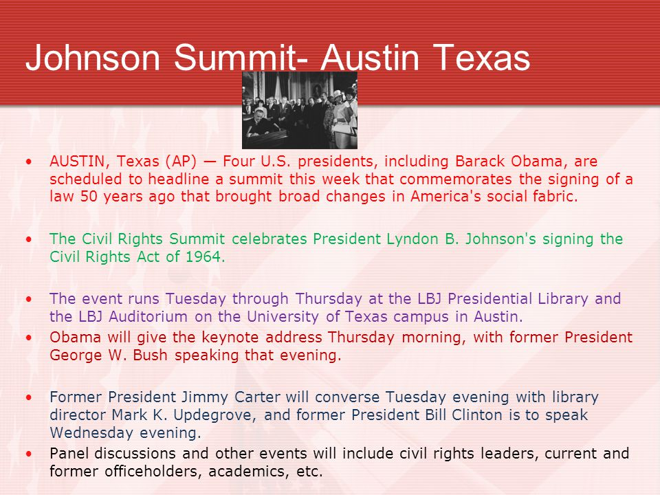 Johnson Summit- Austin Texas