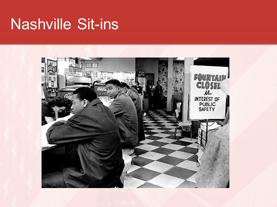 Nashville Sit-ins