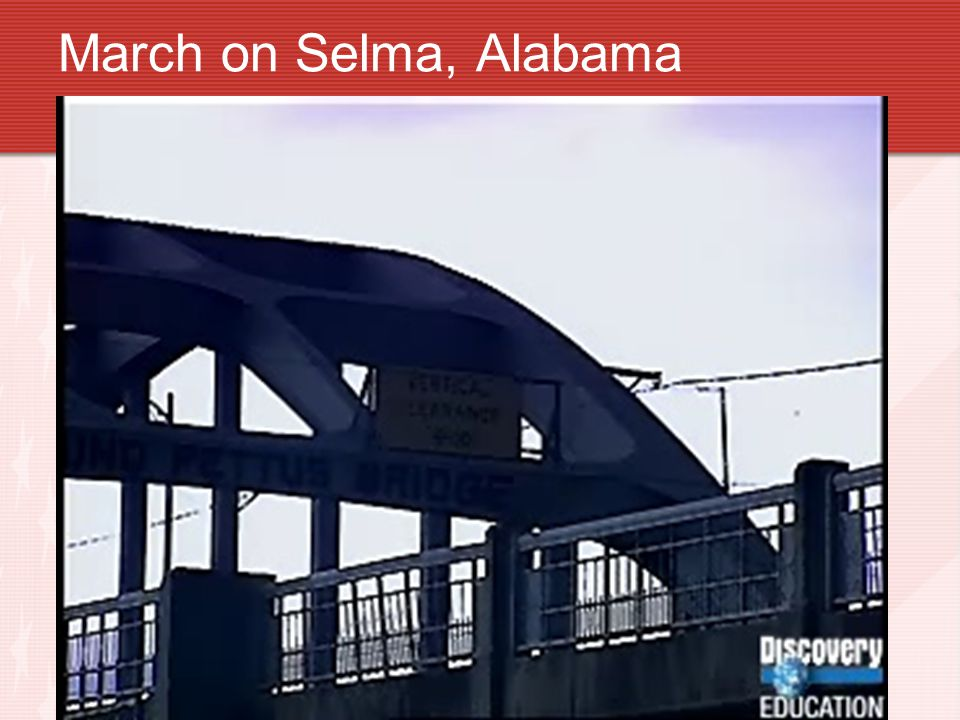 March on Selma, Alabama