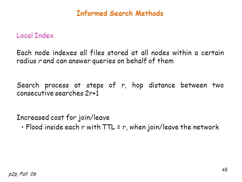 Informed Search Methods