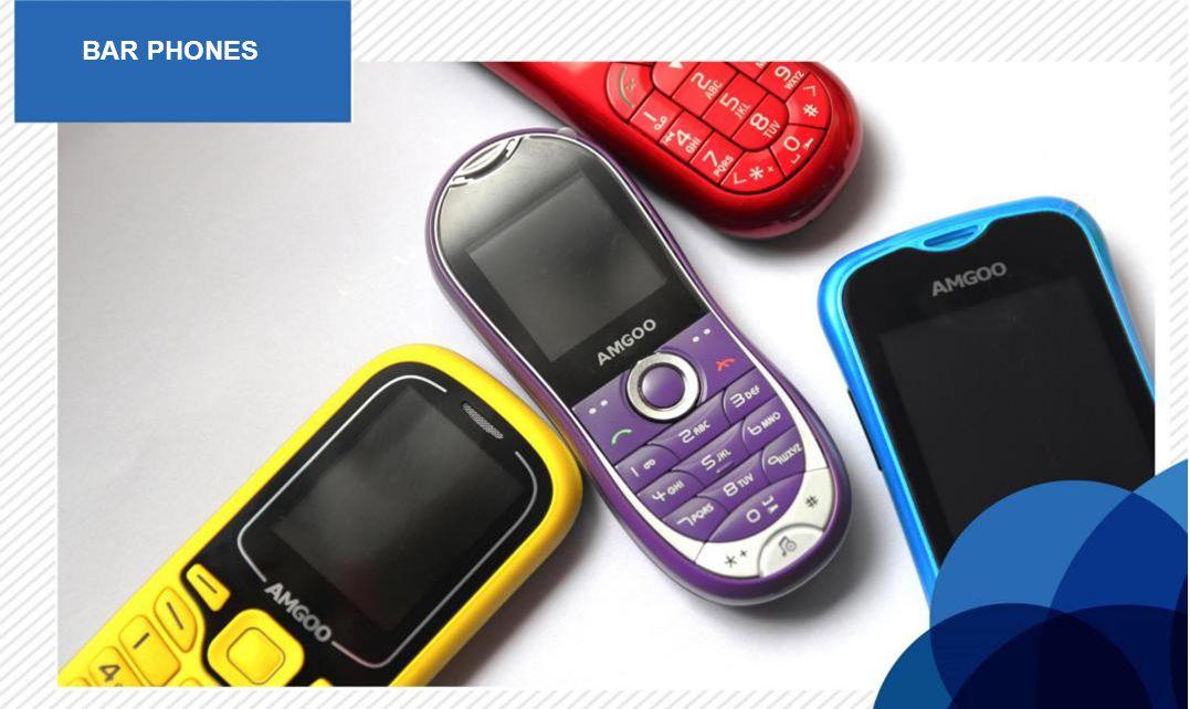 BAR PHONES