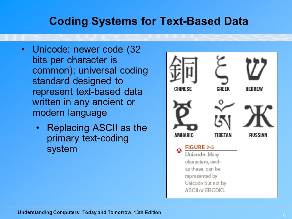 Coding Systems for Text-Based Data