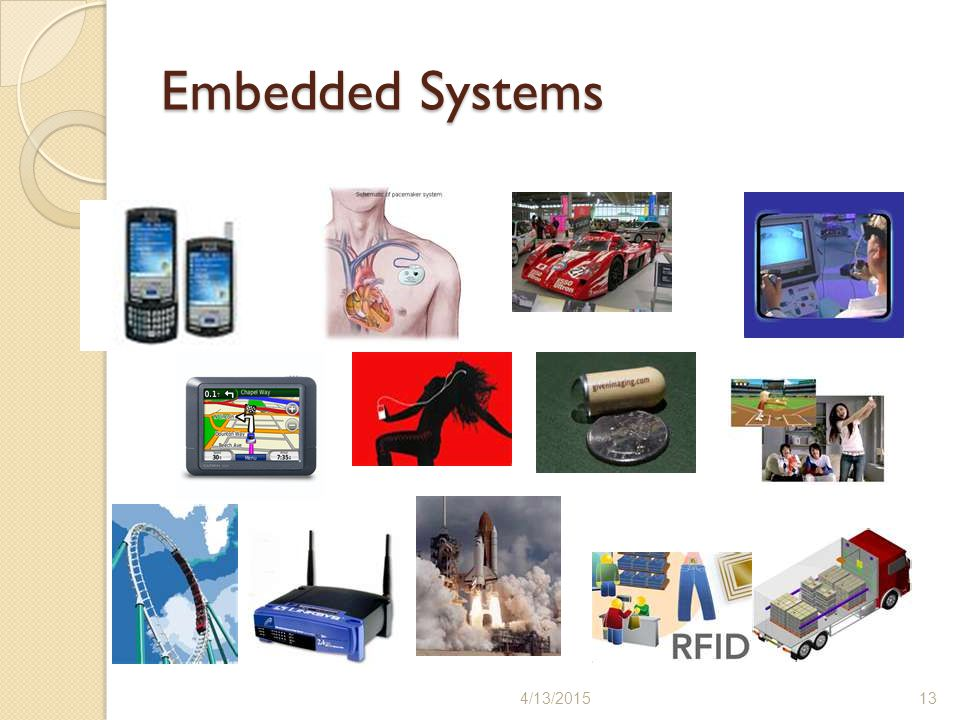 Embedded Systems 4/11/2017