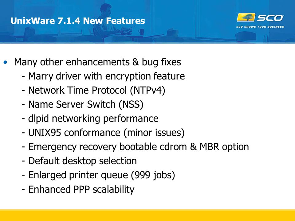 Many other enhancements & bug fixes