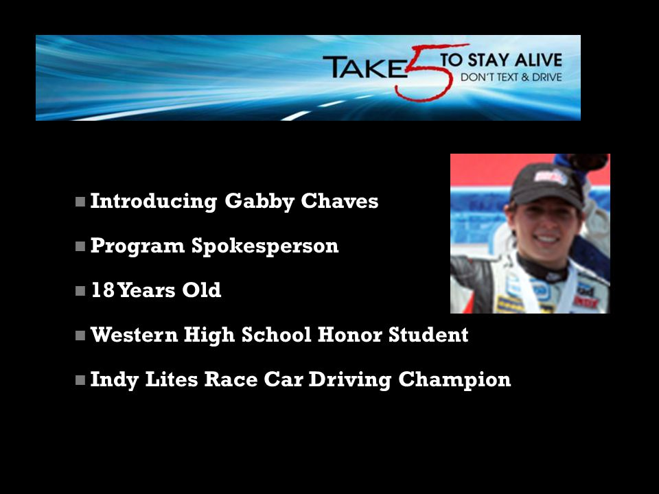 Introducing Gabby Chaves