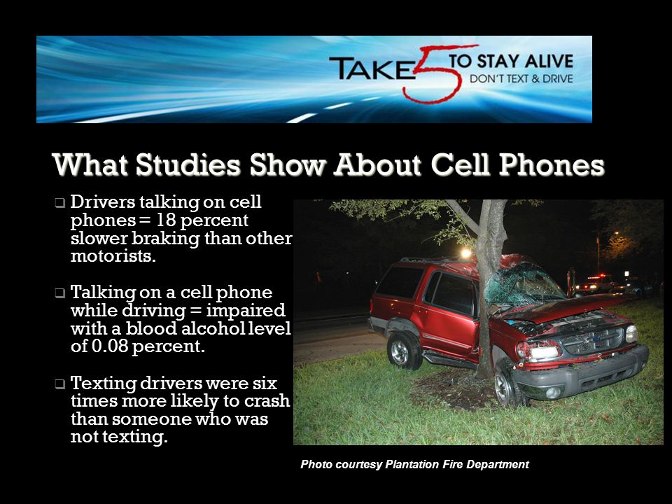What Studies Show About Cell Phones