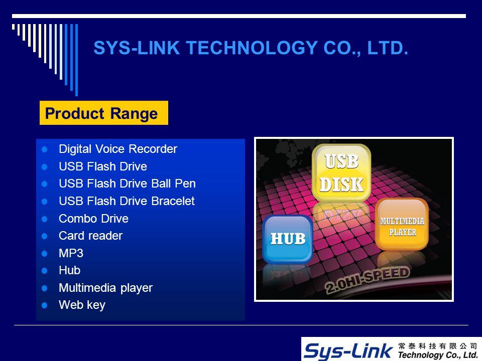 SYS-LINK TECHNOLOGY CO., LTD.