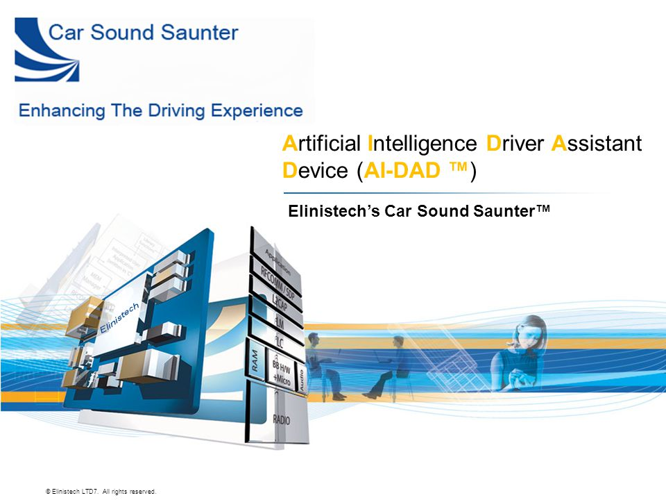 Artificial Intelligence Driver Assistant Device (AI-DAD ™)