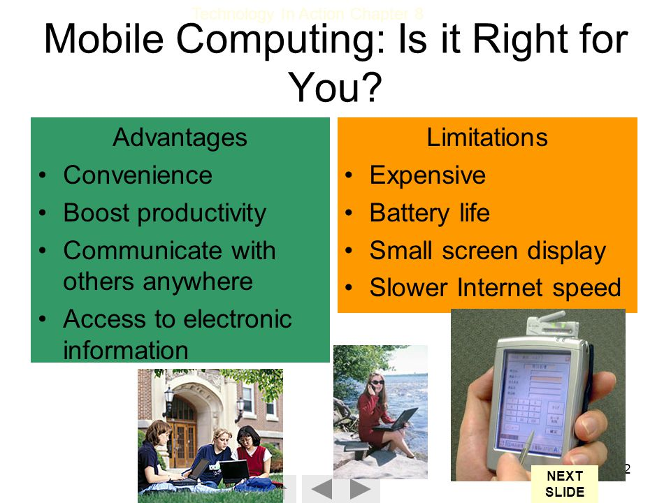 Mobile Computing: Is it Right for You