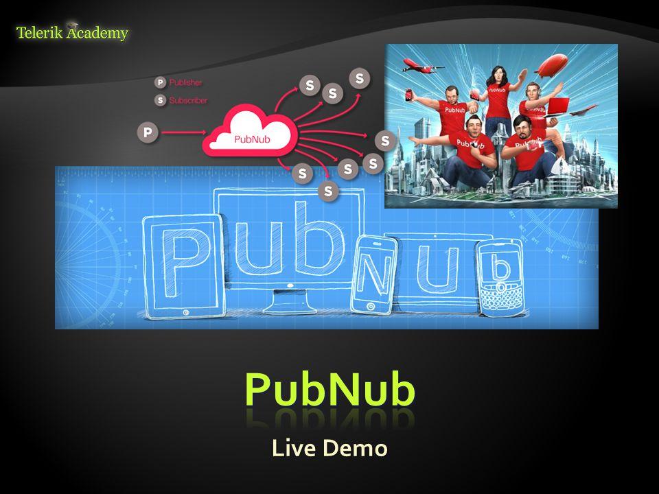 PubNub Live Demo