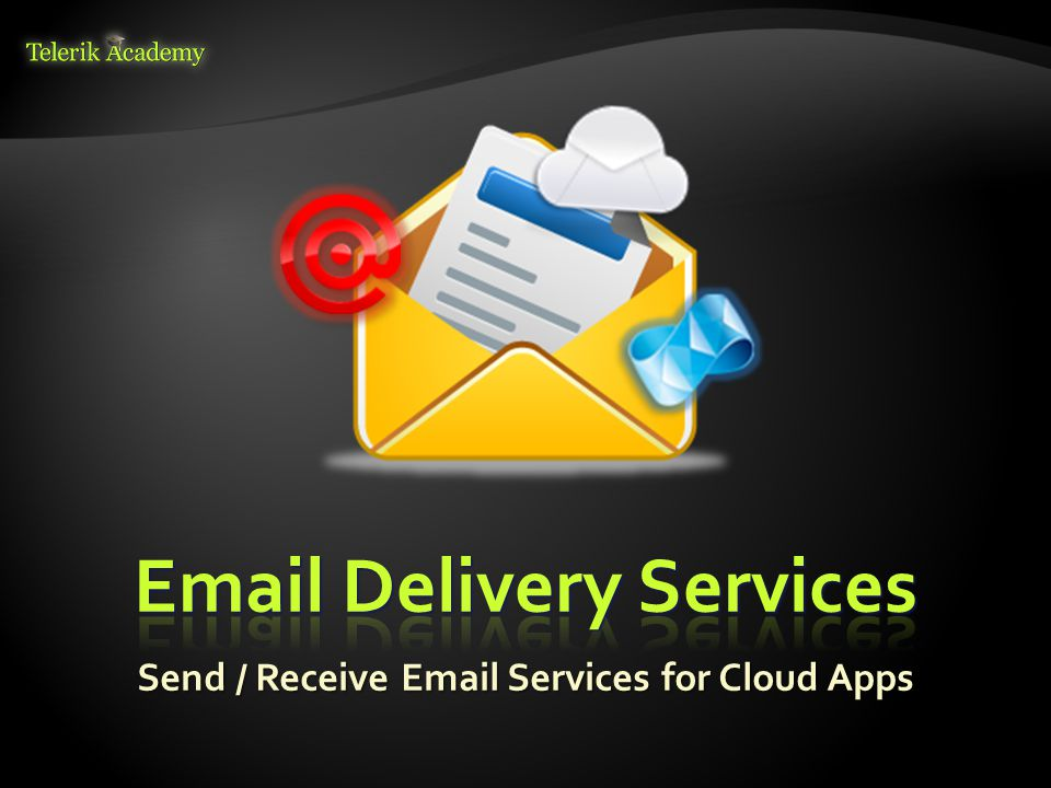 Email Delivery Services