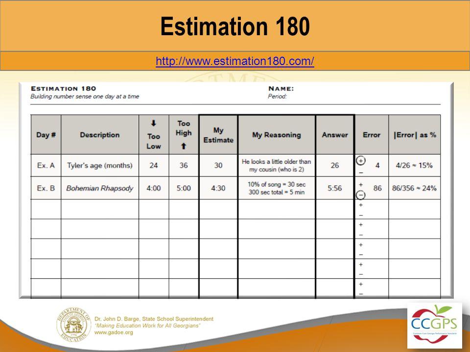 Estimation 180 http://www.estimation180.com/ Brooke