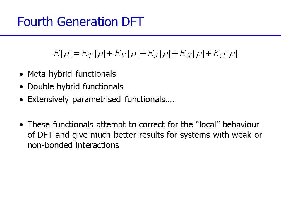 Fourth Generation DFT Meta-hybrid functionals