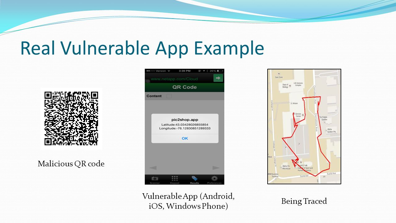 Real Vulnerable App Example