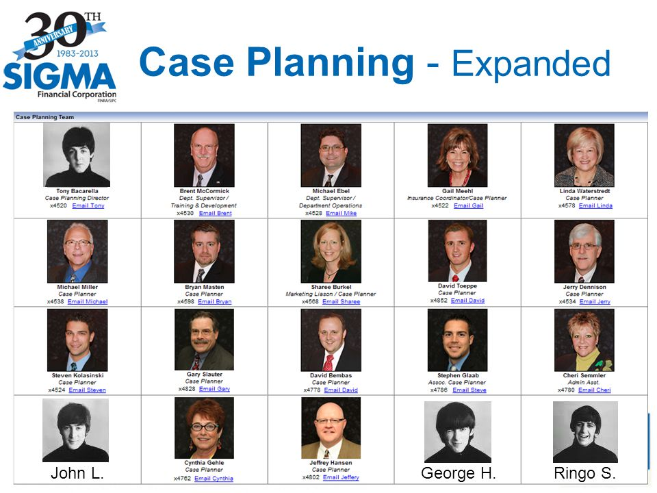 Case Planning - Expanded