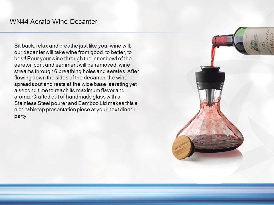 WN44 Aerato Wine Decanter
