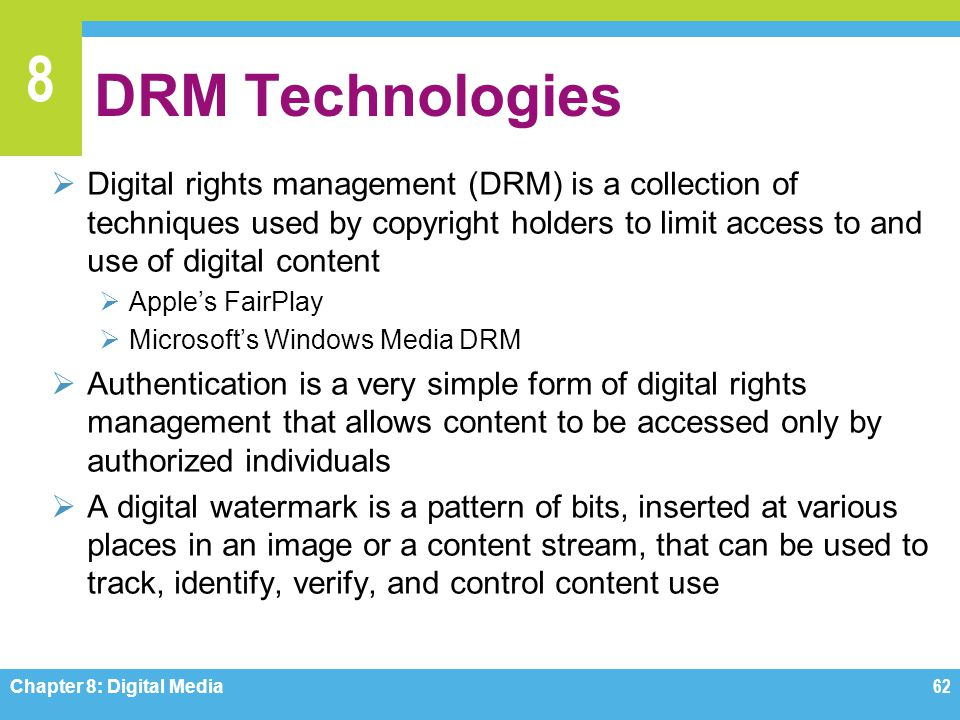 DRM Technologies