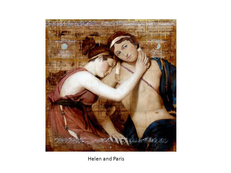 Helen and Paris