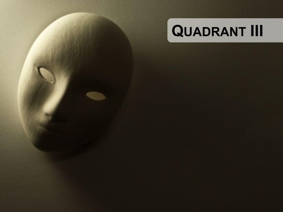 4/11/2017 Quadrant III.
