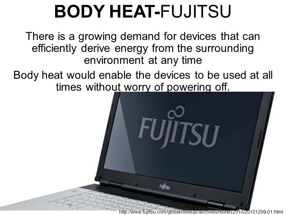 BODY HEAT-FUJITSU