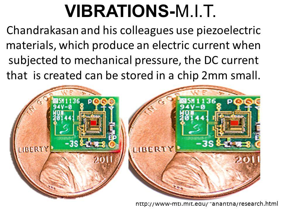VIBRATIONS-M.I.T.
