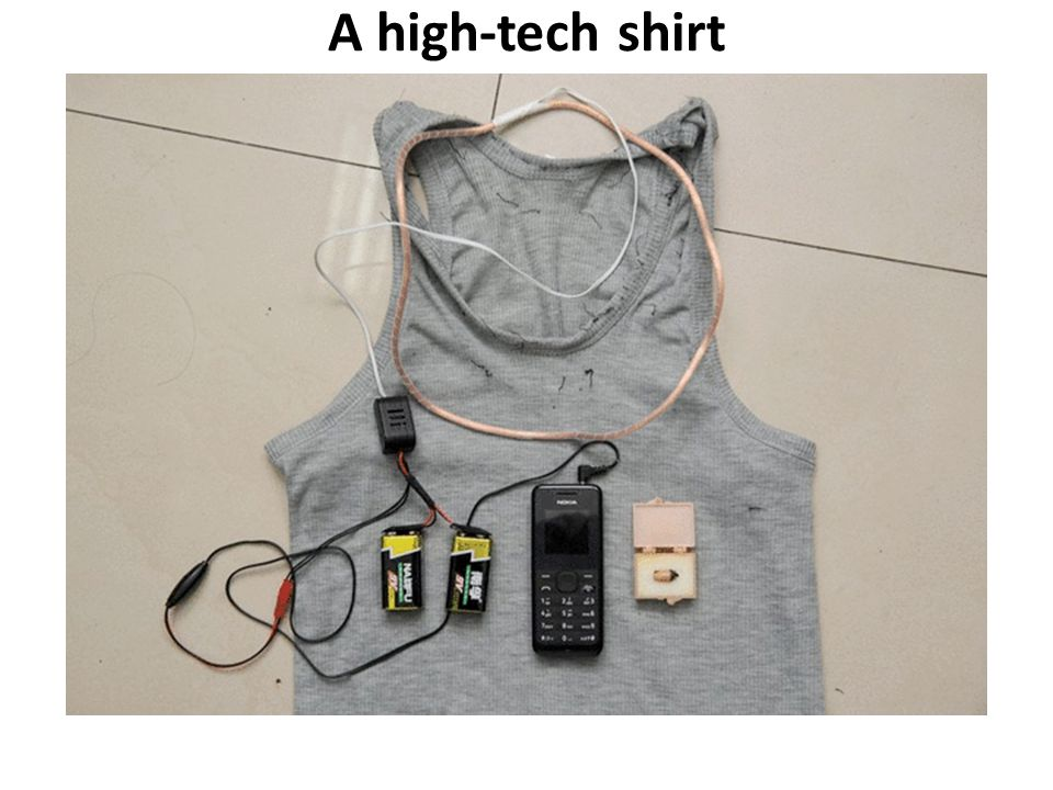 A high-tech shirt his more complex cheating contraption was also confiscated by police during the two-day National College Entrance Exam in China.