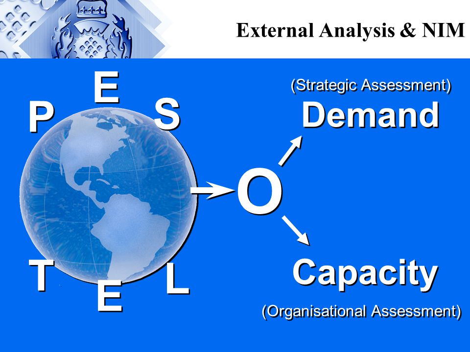 External Analysis & NIM