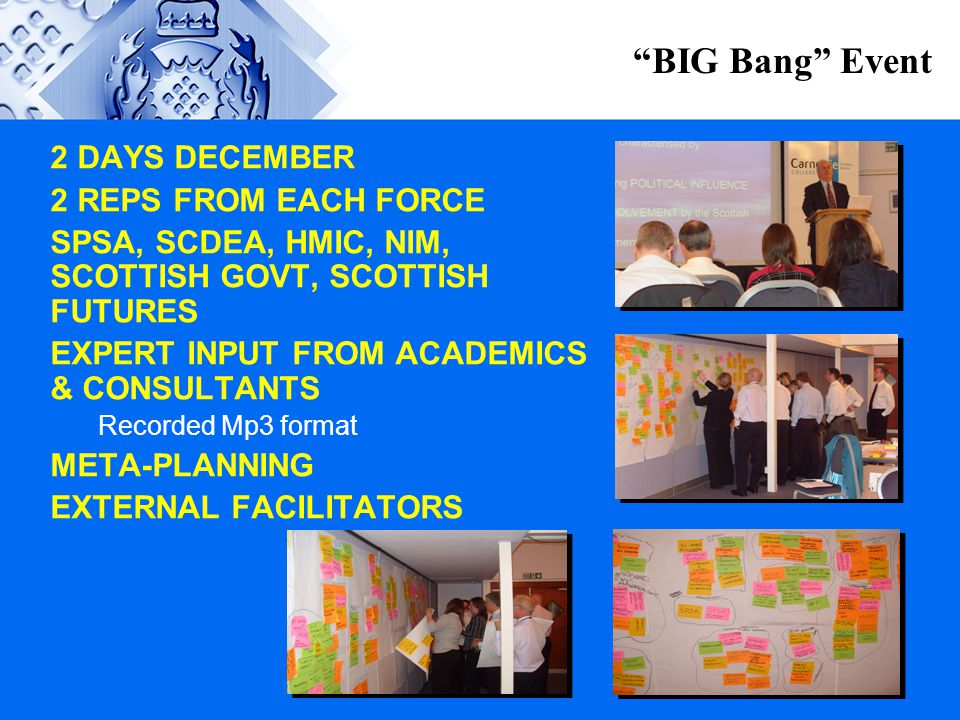 BIG Bang Event 2 DAYS DECEMBER 2 REPS FROM EACH FORCE
