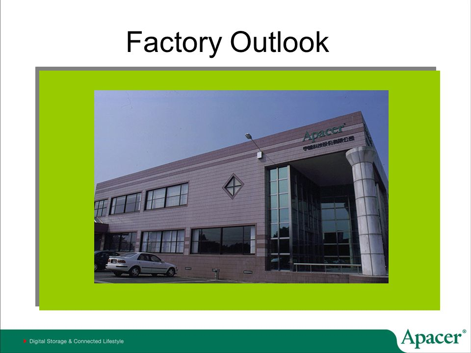 Factory Outlook