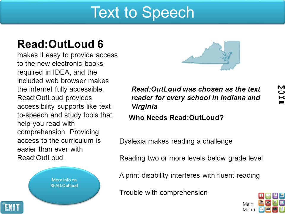 More info on READ:Outloud