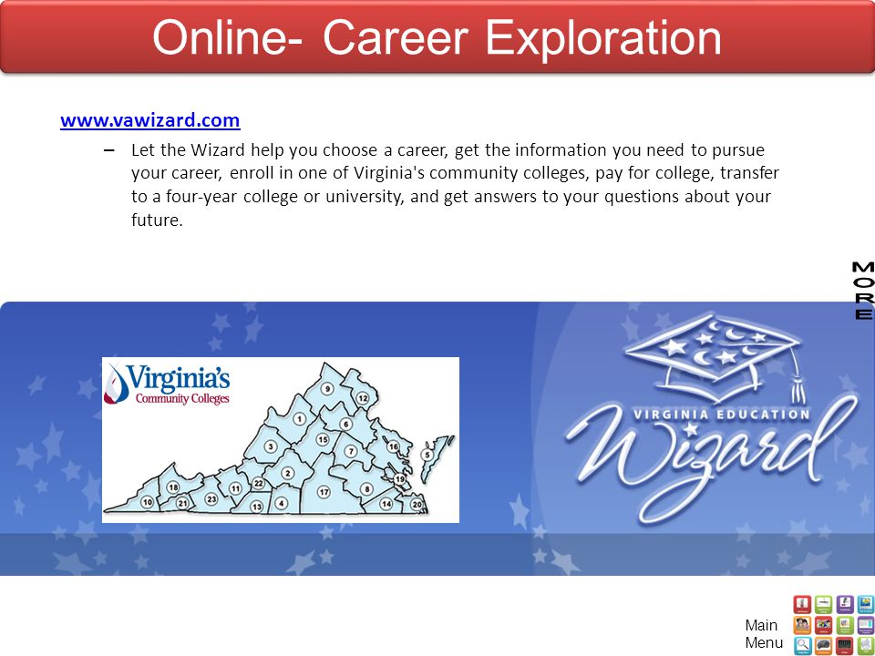 Online- Career Exploration