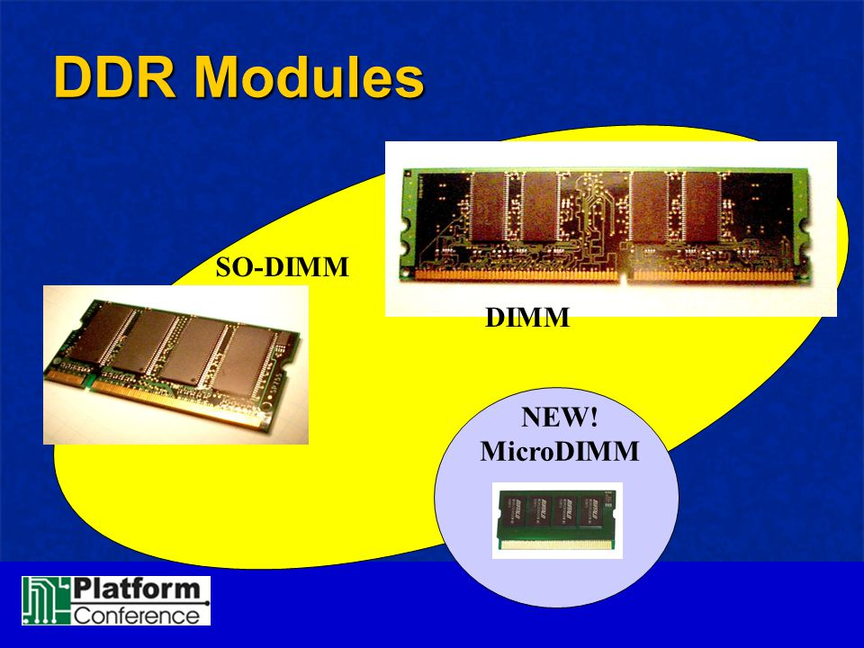 DDR Modules SO-DIMM DIMM NEW! MicroDIMM