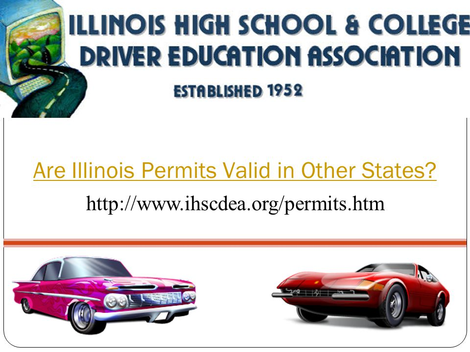 Are Illinois Permits Valid in Other States