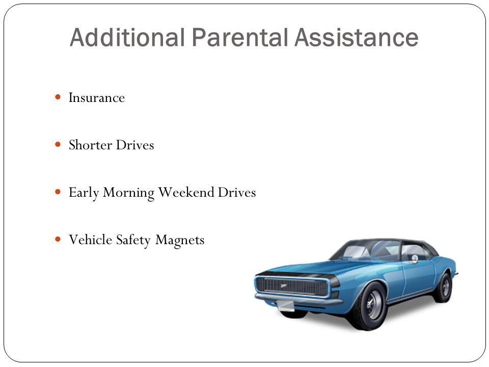 Additional Parental Assistance
