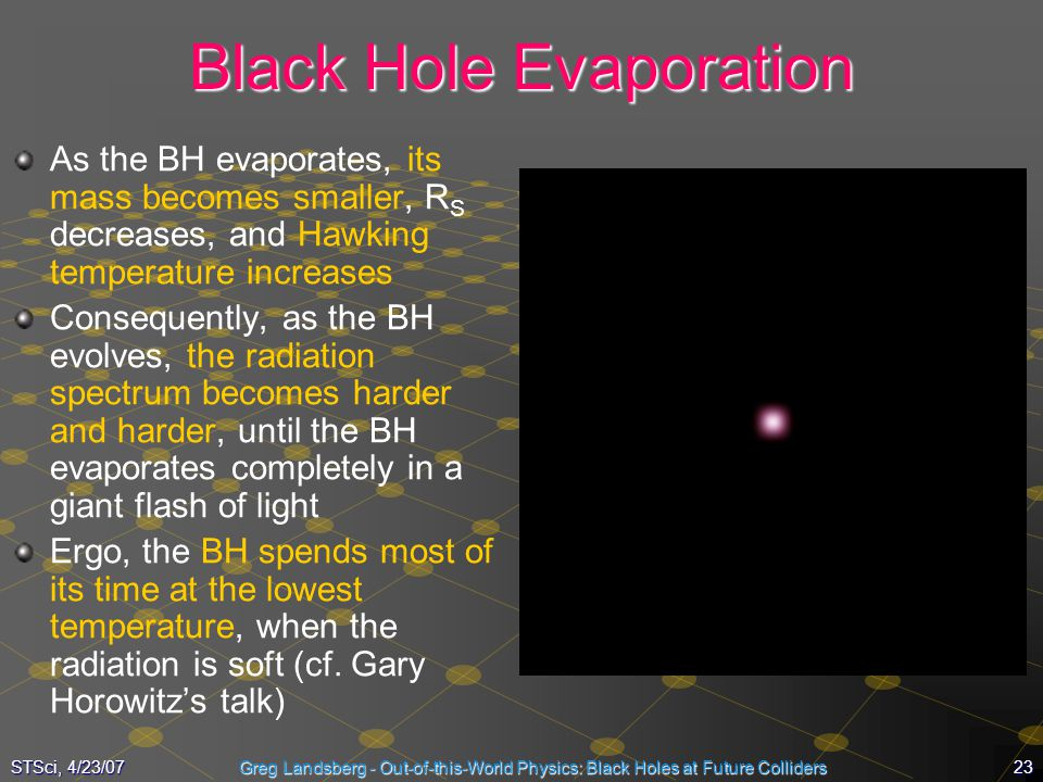 Black Hole Evaporation