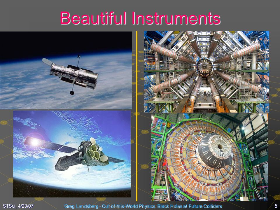 Beautiful Instruments