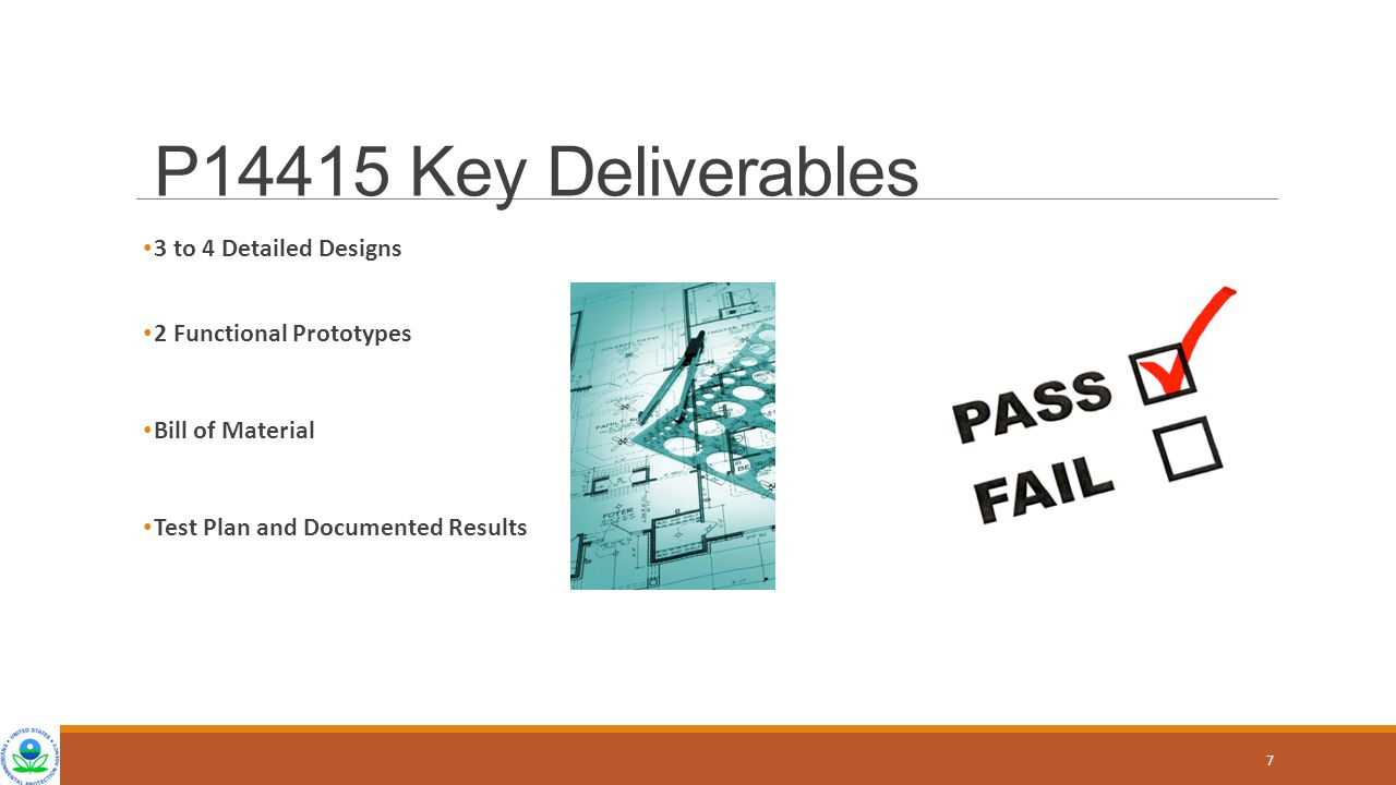 P14415 Key Deliverables 3 to 4 Detailed Designs
