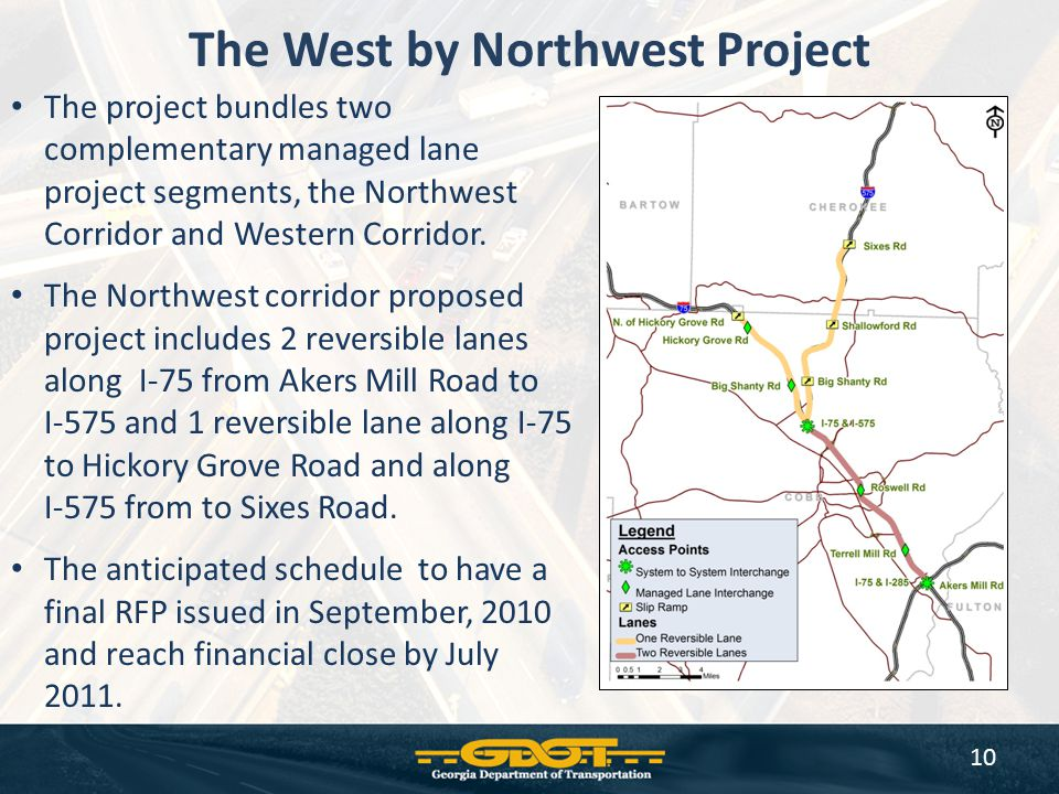 The West by Northwest Project
