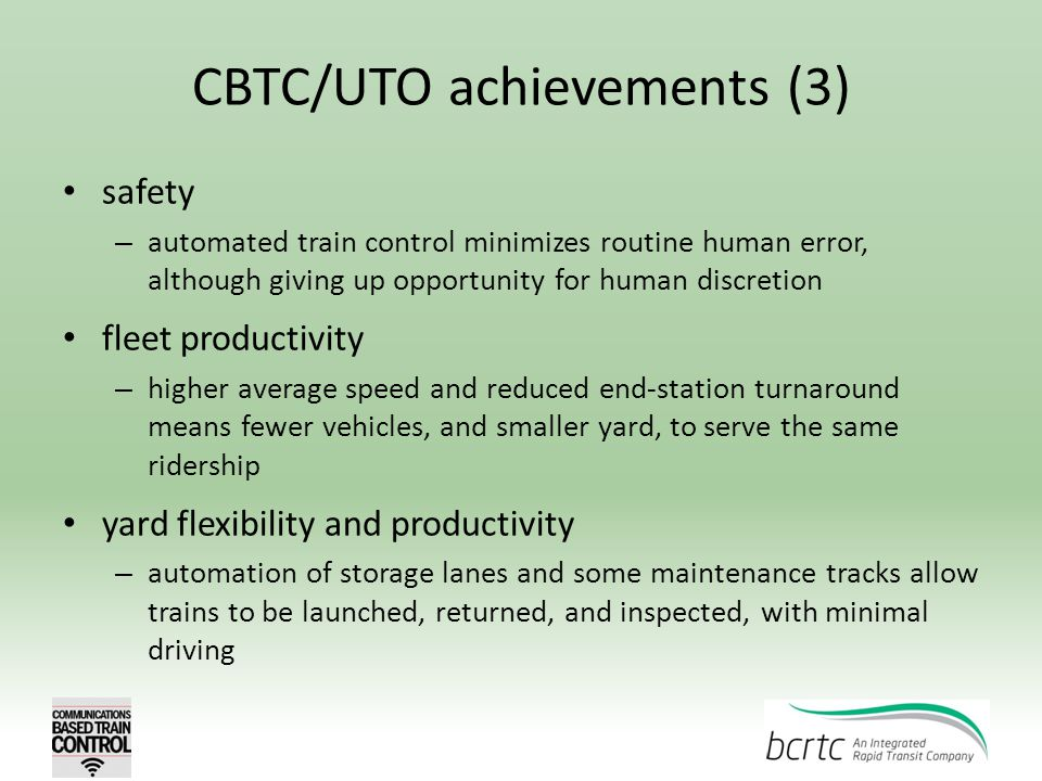 CBTC/UTO achievements (3)