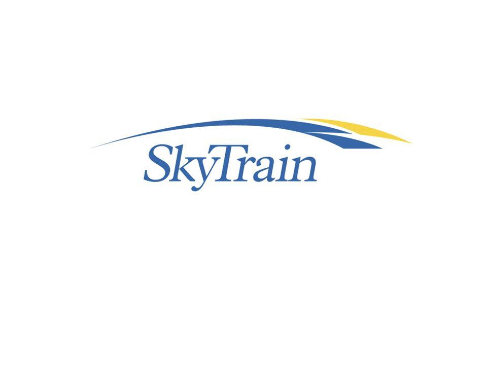 SkyTrain, Vancouver BC Canada