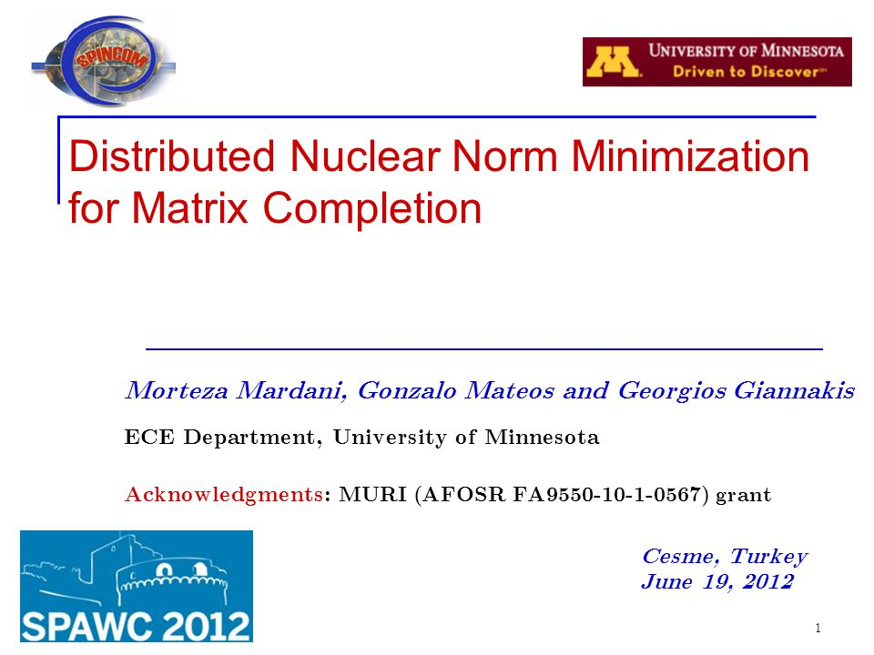 Distributed Nuclear Norm Minimization for Matrix Completion
