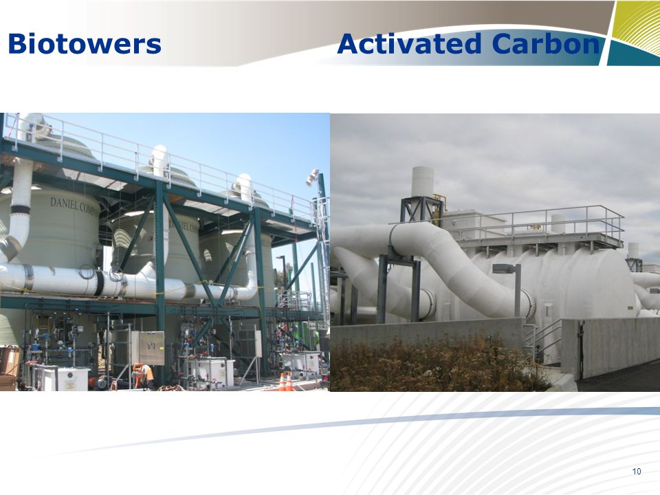 Biotowers Activated Carbon
