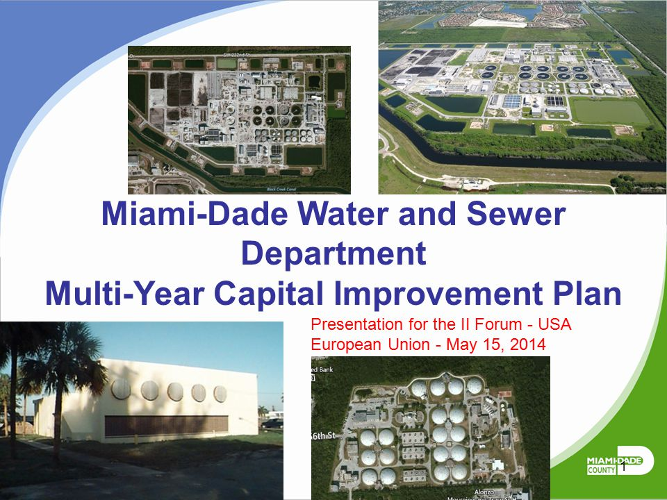 Miami-Dade Water and Sewer Department
