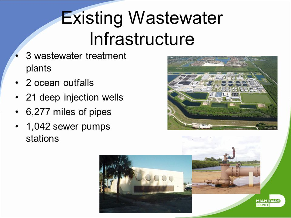 Existing Wastewater Infrastructure