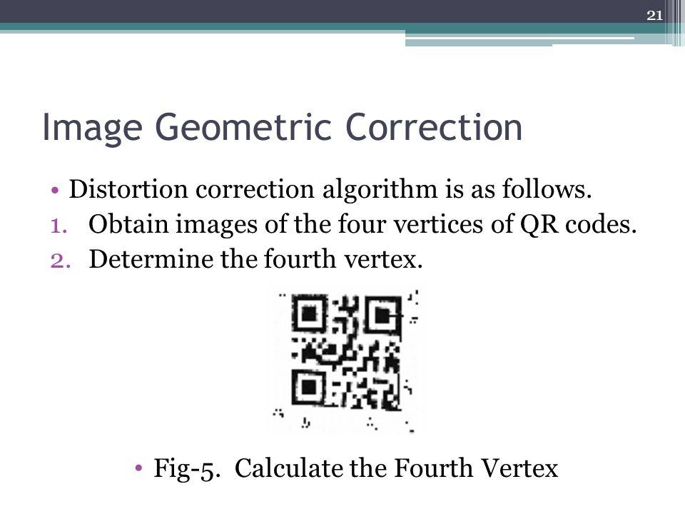 Image Geometric Correction