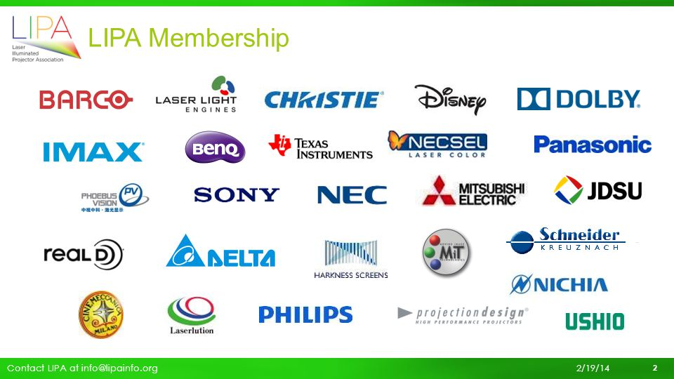 LIPA Membership