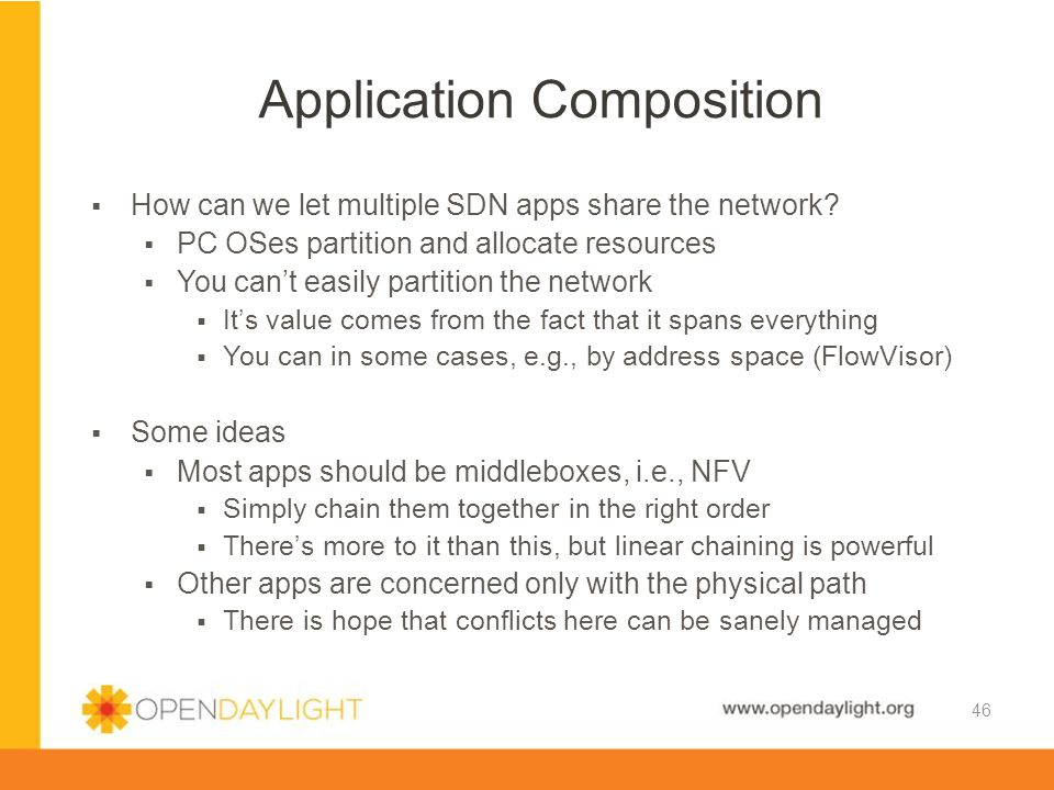 Application Composition