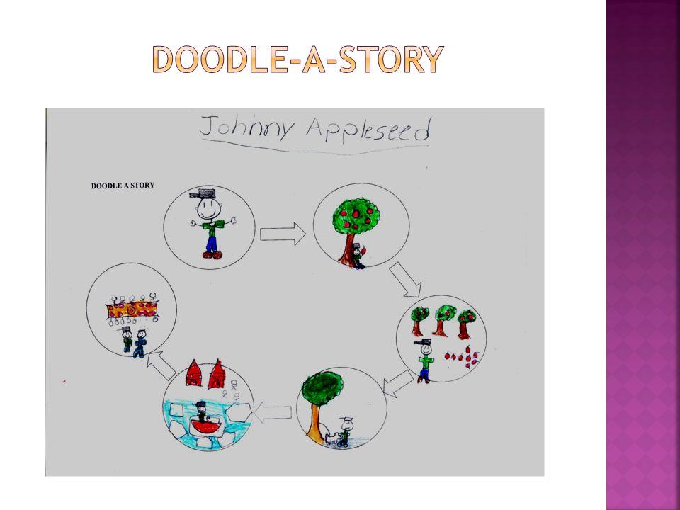 Doodle-a-story