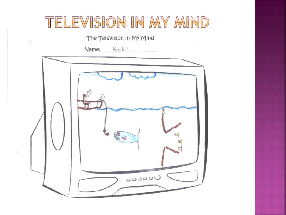 Television in my Mind